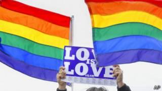 Activistas de los derechos de los homosexuales
