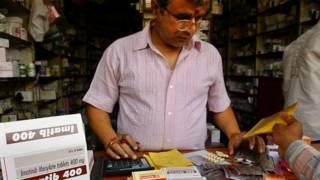 भारतीय दवा बाज़ार