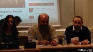 İhsan Eliaçık Ceftus.org toplantısında konuştu