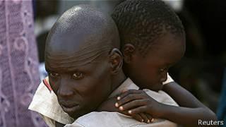 Refugiados en Sudán del Sur