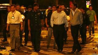 सिंगापुर, हिंसा, दंगा, भारत, एस ईस्वरन