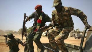 Phiến quân Nam Sudan