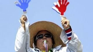 Imyigaragambyo muri Thailand
