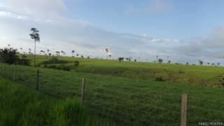 Fazenda Capatará. Foto: Fábio Pontes/ BBC Brasil