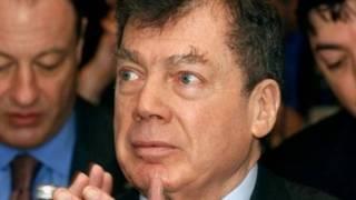 الرئيس السابق للمؤتمر اليهودي العالمي الملياردير، إدغار برونفمان