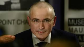 Mikhail Khodorkovsky | Foto: AFP