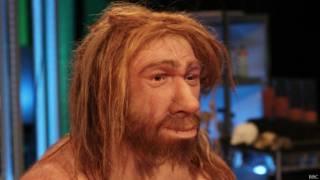 Modelo de Neandertal