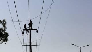 बिजली की लाइन (फ़ाइल फोटो)