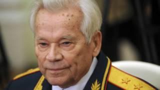 Mihail Timofeyeviç Kalaşnikof öldü