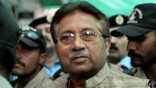 Первез Мушарраф (20 апреля 2013 года)