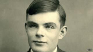 Alan Turing | Crédito: AFP