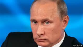 Владимир Путин на пресс-конференции 19 декабря 2013 г.