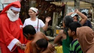 Perayaan Natal di Filipina