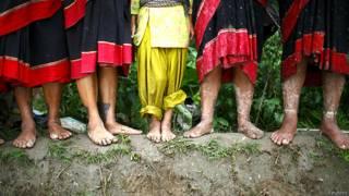 नेपाली महिलाएं