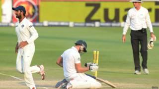 भारत दक्षिण अफ्रीका टेस्ट