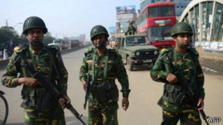 پلیس بنگلادش