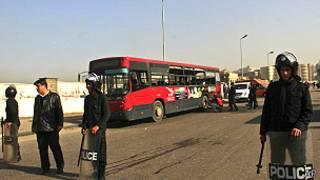 اتوبوس قاهره