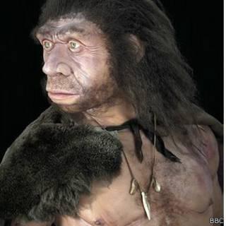 Генетически люди на 2% - неандертальцы