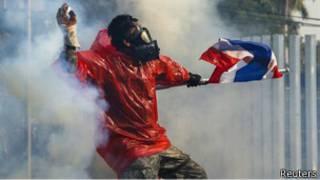 احتجاجات تايلند