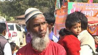 नरेंद्र मोदी की रैली का प्रचार