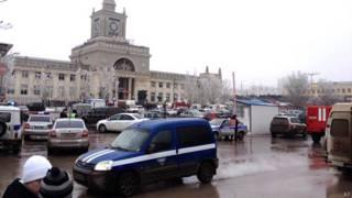 दक्षिणी रूस, बोल्गोग्राद शहर, आत्मघाती हमला