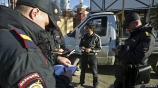 Милиция в Сочи