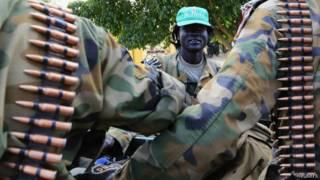 عنف في جنوب السودان