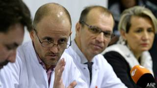 گروه پزشکان بیمارستان گرنوبل
