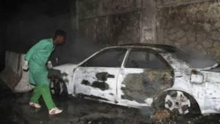 चरमपंथी संगठन अल-शबाब, सोमालिया, बम धमाका