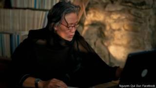 Nhà báo người Mỹ gốc Việt Nguyễn Quí Đức