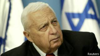 Ariel Sharon is suffering coma since 2006