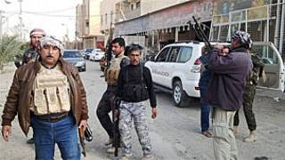 Abarwanyi i Ramadi muri Irake