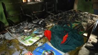 बांग्लादेश में चुनावी हिंसा