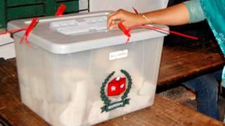 صندوق رایگیری در بنگلادش