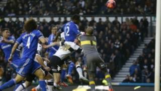 Kungiyar Chelsea ta samu kaiwa wasan zagaye na hudu, bayan da ta doke Coventry City da ci 2-0 a gasar kofin kalu-bale wasan zagaye na uku.