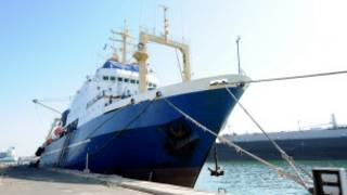 L'Oleg Naydenov, un bateau russe, est placé sous séquestre à Dakar