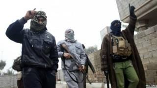Боевики-сунниты