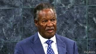 Umukuru w'igihugu wa Zambia, Michael Sata
