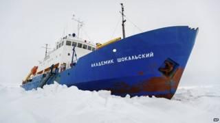 سفينة روسية