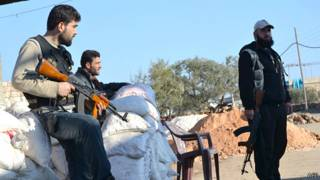 مسلحون سوريون