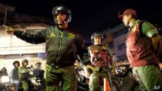 الشرطة الفينزويلية