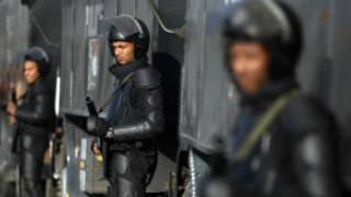الشرطة في مصر