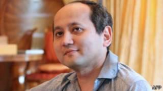 مليونير ومنشق كازاخستاني يسمى مختار أبليازوف