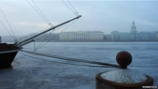 Зимняя Нева