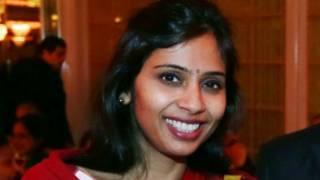 Jami'ar huldar diplomasiyyar India a Amurka Khobragade