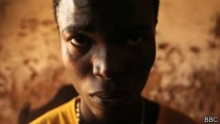 آكل لحوم البشر في افريقيا الوسطى