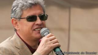 Pedro Delgado. Flickr Presidencia de Ecuador