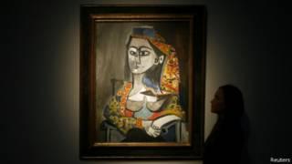 Lukisan karya Picasso