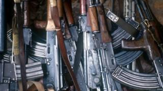 Armas | Foto: BBC