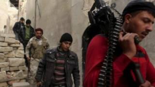 सीरिया मे संघर्ष